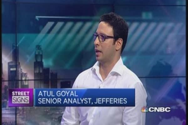 Sharp bailout deal isn't a surprise: Jefferies