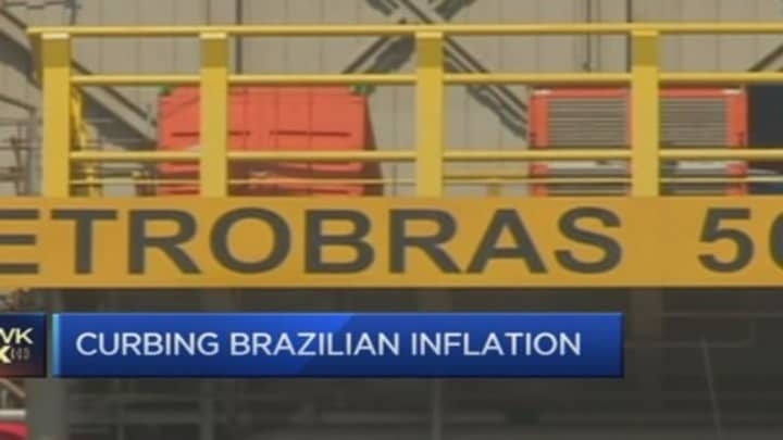 Brazilian valuations aren't compelling: CEO