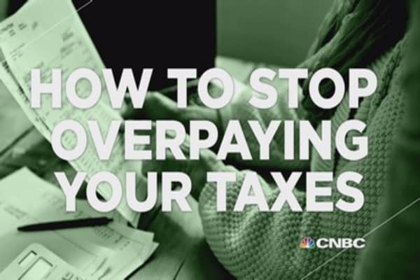 How to stop overpaying your taxes