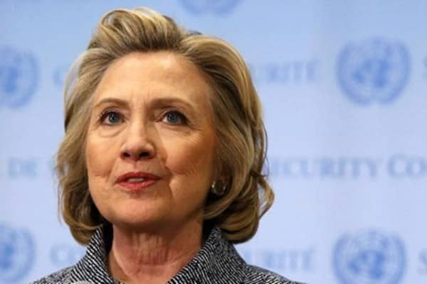 Does Hillary have a Wall Street problem?