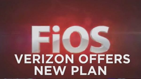 Verizon's new service plans