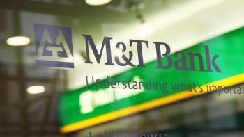 An M&T Bank branch in New York.