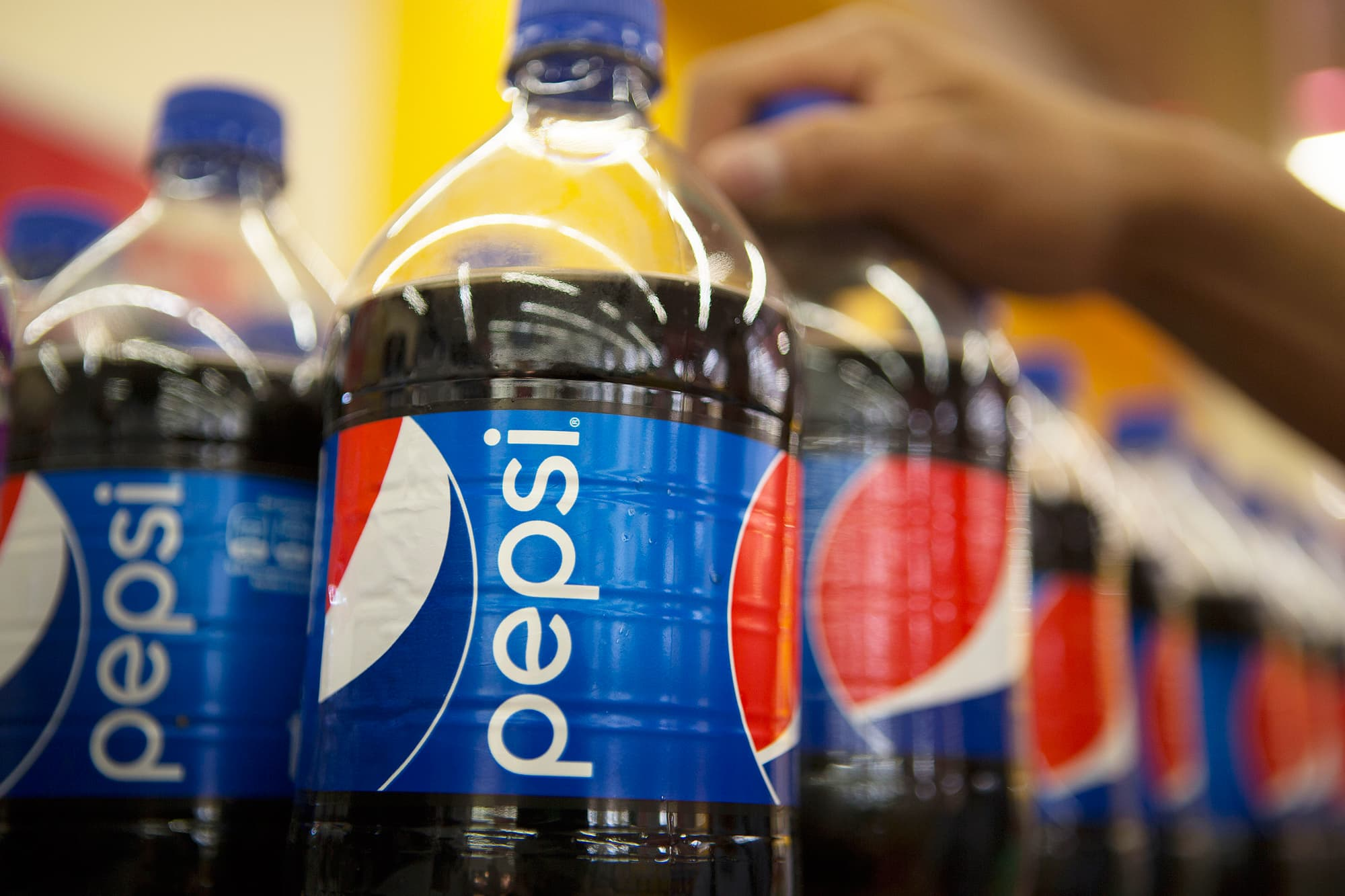 Higher Prices Premium Products Bolster Pepsi Sales Cfo