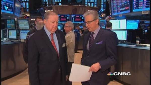 Cashin says: Threefold reason for selloff