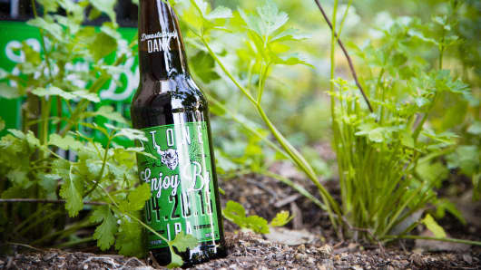 "Stone Brewing recently released a limited-time India Pale Ale dubbed ""Enjoy by 4.20.15."""