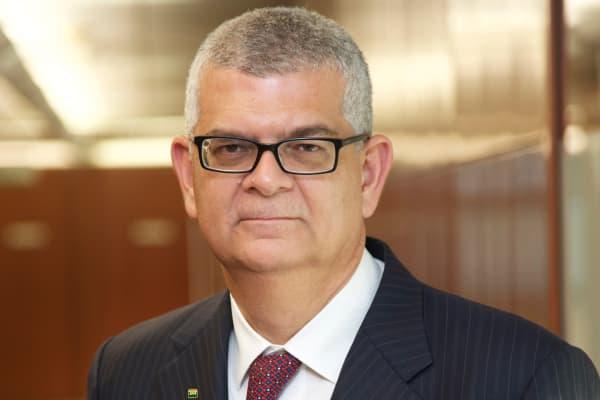 Ivan Monteiro, CFO of Petrobras.