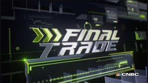Fast Money Final Trade: TUR, TWTR, TLT & BX