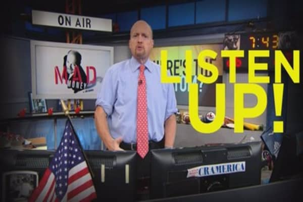 Cramer: The telltale sign your stock has bottomed