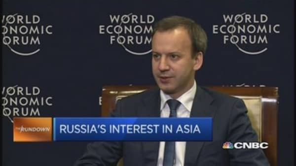 Why Asia matters for Russia