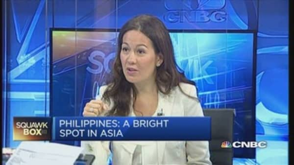 Philippine stocks: Asia's new darling?