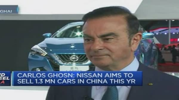 Renault-Nissan: The key to growing sales in China