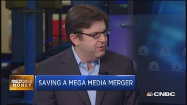 Can Comcast mega merger be saved?