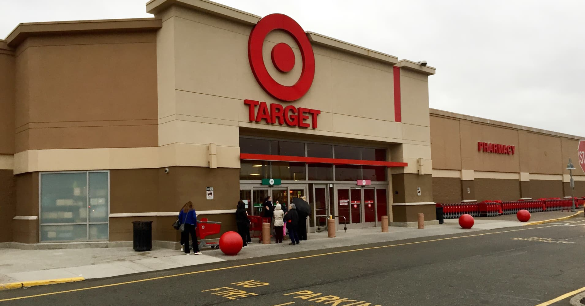cvs health and target to develop target stores that