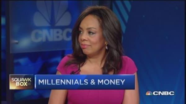 Millennials and their money
