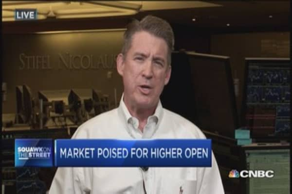 Markets poised for higher open