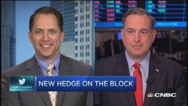 Corzine comeback: New hedgie on the block?