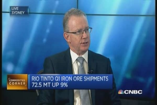 Rio Tinto had a strong start to 2015: Expert