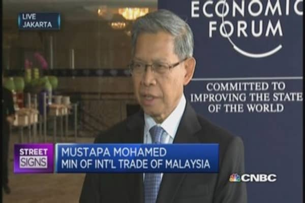 Malaysian Trade Min: ASEAN integration matters