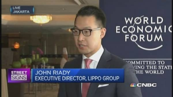 Lippo Group: 'Jokowi will deliver on reforms'