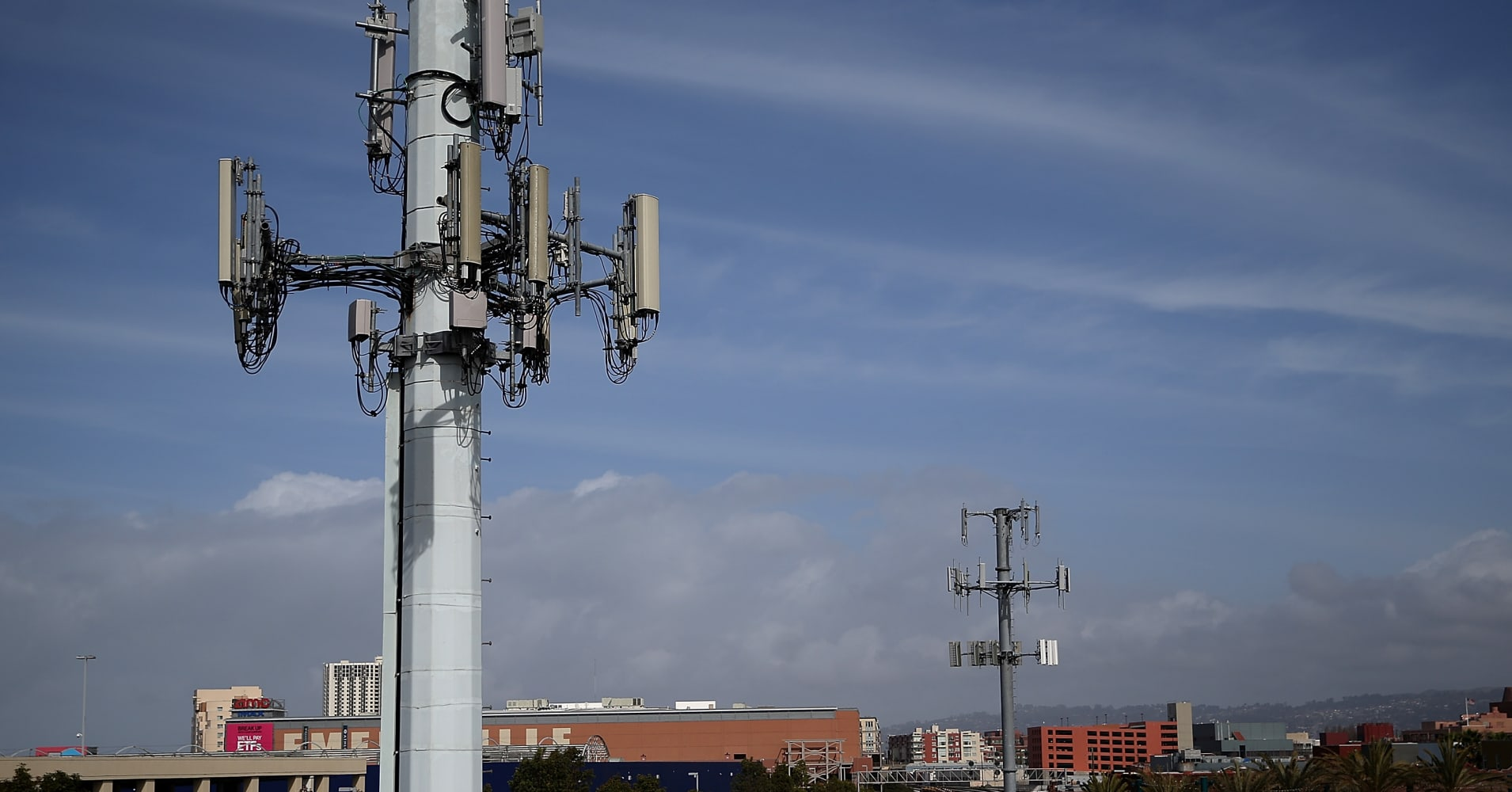 Will cell towers soon become obsolete?