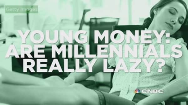 Are millennials lazy and entitled?