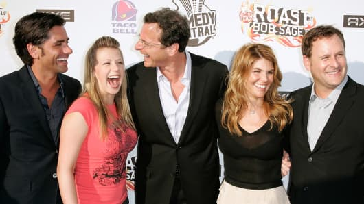 The cast from Full House to reunite in a reboot of the series for Netflix.