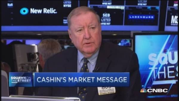 Cashin: Expect long Greek drama