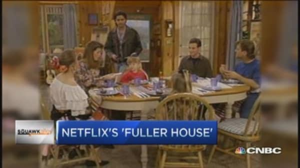 Netflix returns 'Fuller House' to television