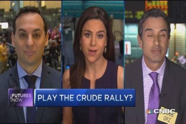 Futures Now: Crude, friend or foe?