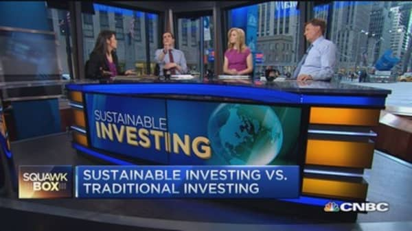 Sustainable investing 101