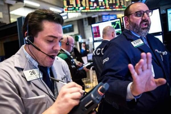 Earnings remain the story on Wall Street