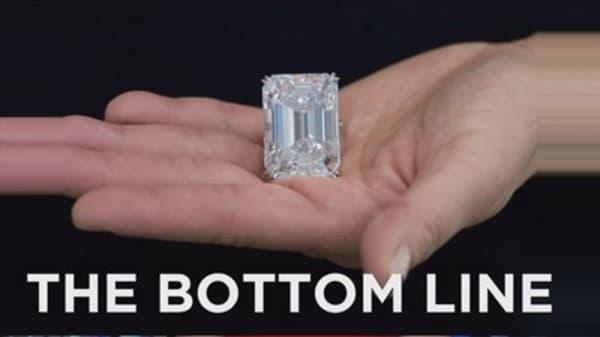 100-carat diamond sells for $22M