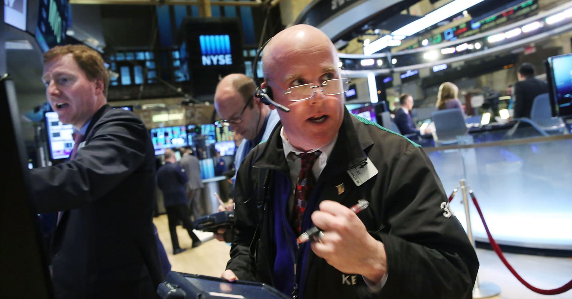 Traders Rush To Buy During 3 Day Rally