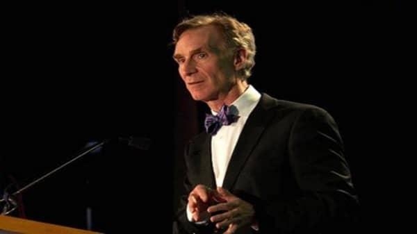 Bill Nye 'the Science Guy' on tech's gender problem