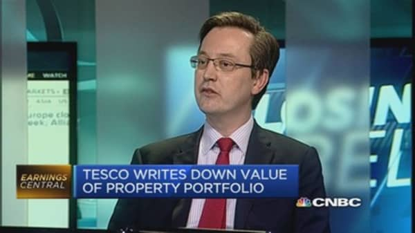 The Tesco loss is a 'final clean up': Analyst