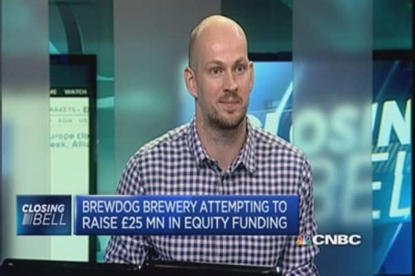 BrewDog: Funded by craft beer lovers