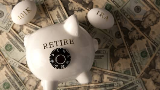 retirement 401K Roth IRA