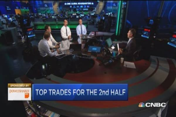 Top trades for the 2nd half: FCX, EBAY, GM & AMZN