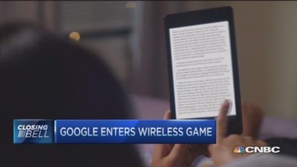 Google does wireless; FB, YHOO next?