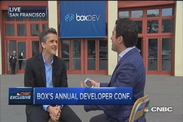 We expect $280M in revenue this year: BOX CEO