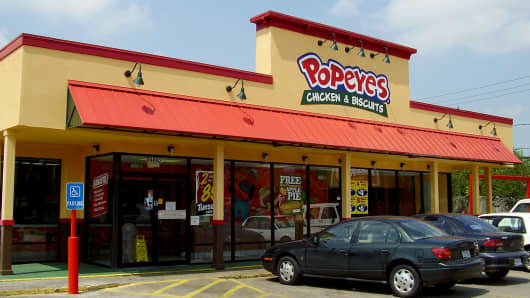This is why you shouldn\'t underestimate Popeyes Louisiana Kitchen