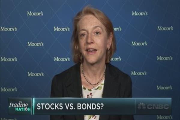 Moody's on shareholders vs. bondholders