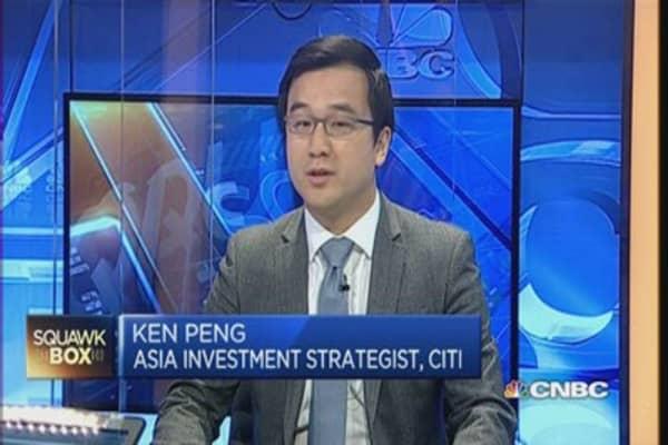 Hang Seng at 32,000? Citi says very likely