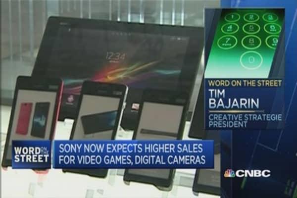 Is Sony's turnaround plan bearing fruit?