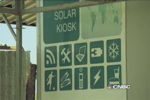 Sun cools Sub-Saharan Africa