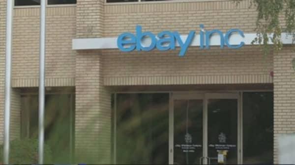 eBay's profit plan