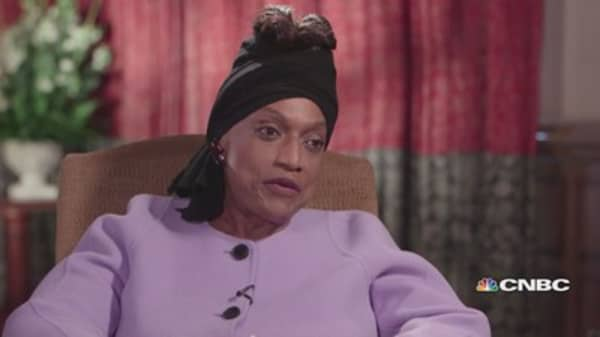 CNBC Meets: Jessye Norman, part one