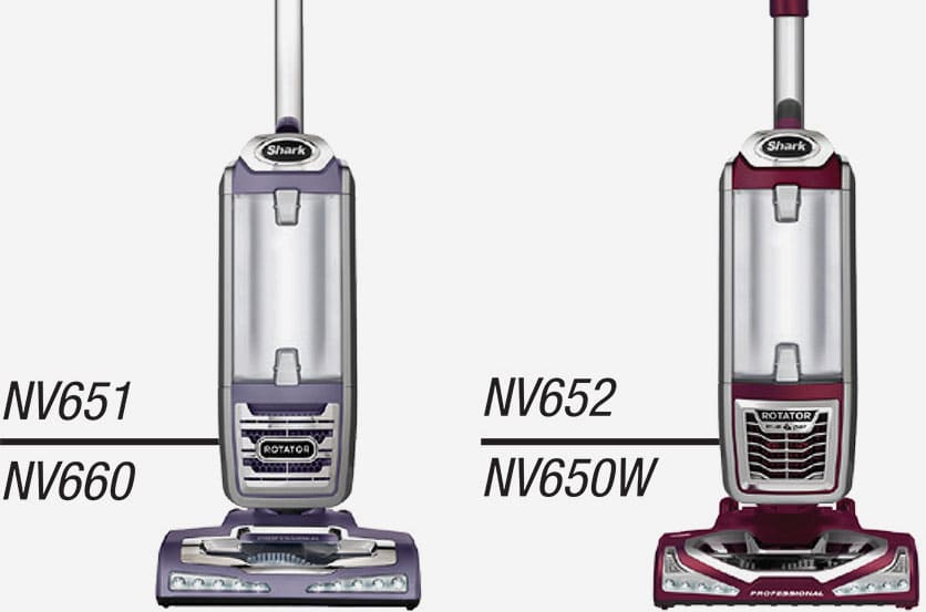 Shark Vacuum Models >> Shark Vacuum Recall Due To Potential Electric Shock