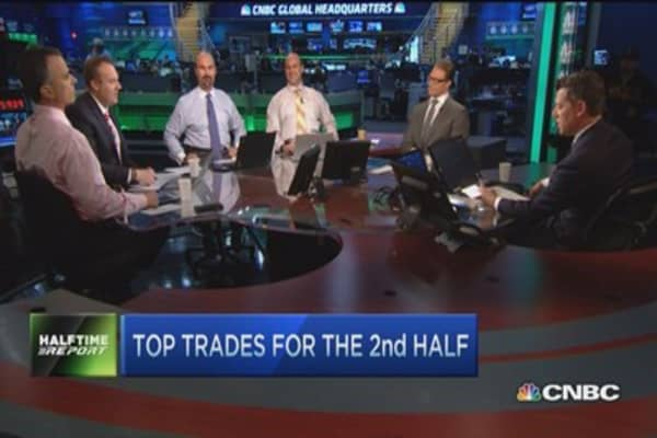 Top trades for the 2nd half: Dunkin, HSBC & more