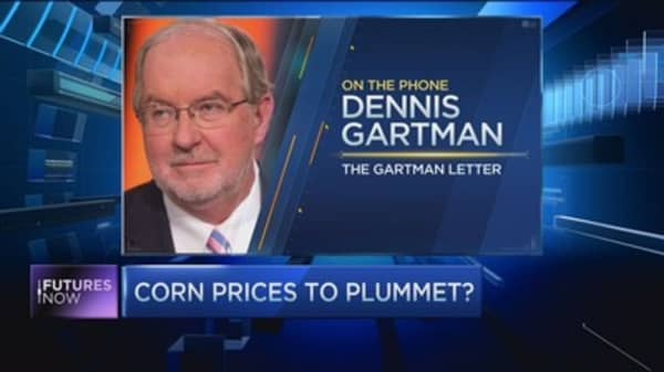 Gartman: This commodity has a serious problem